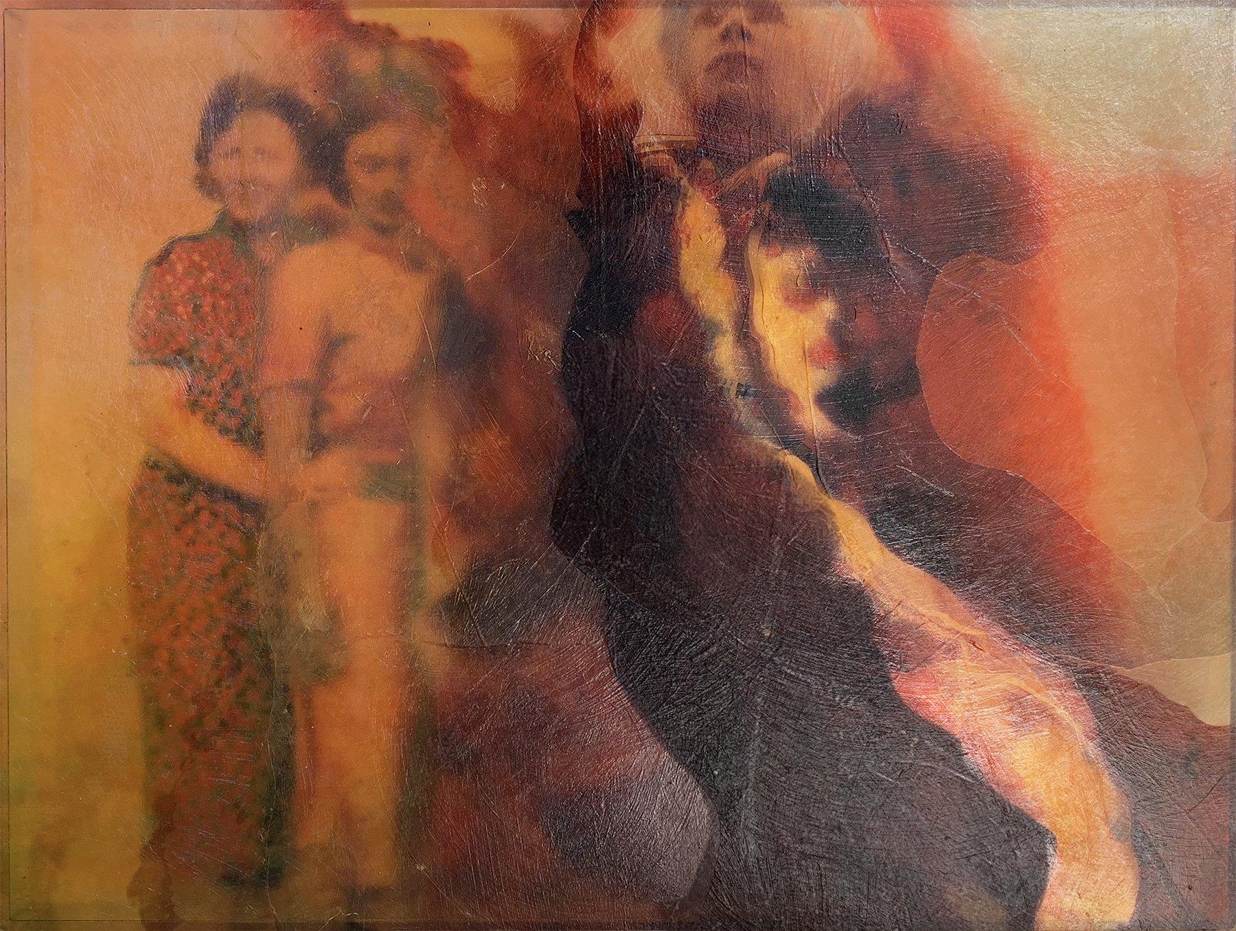 Marilyn Charlat Dix, Joyeux Femmes I